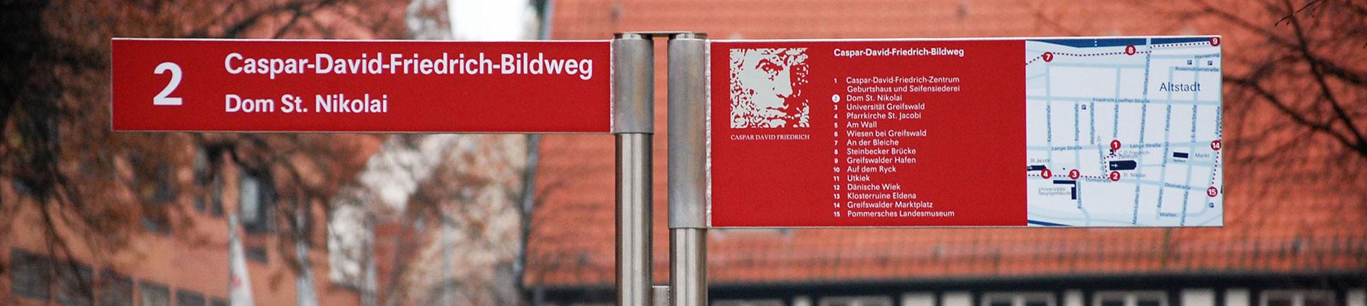Caspar-David-Friedrich-Bildweg