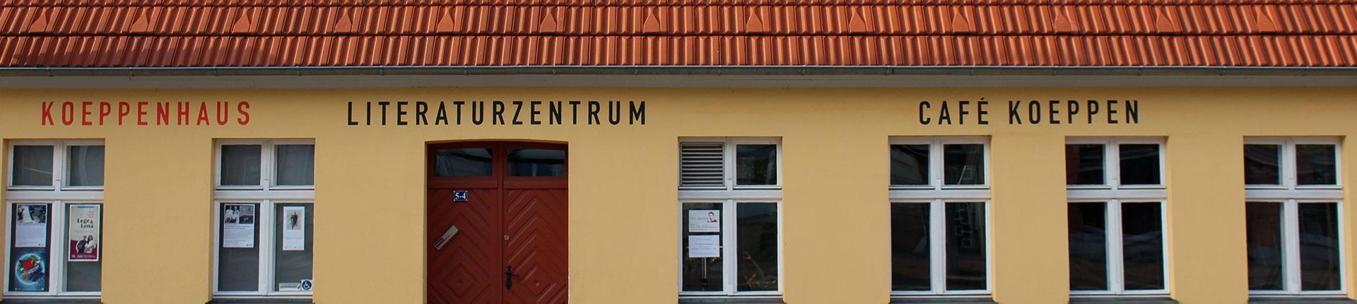 Koeppenhaus – Literaturzentrum & Café