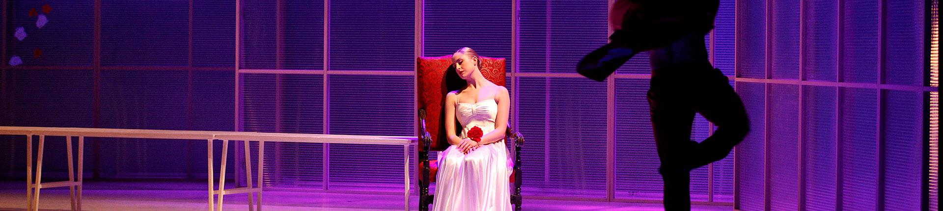 Theaterstück Rosen