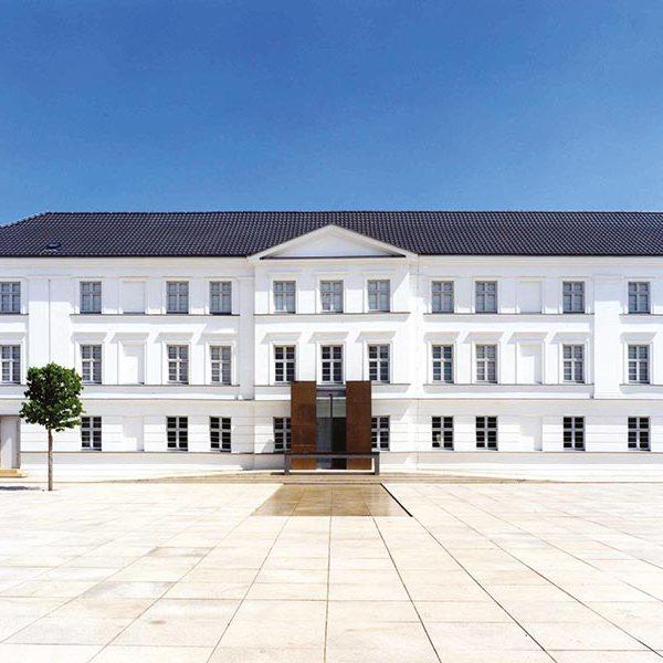 Hauptgebäude des Pommerschen Landesmuseums