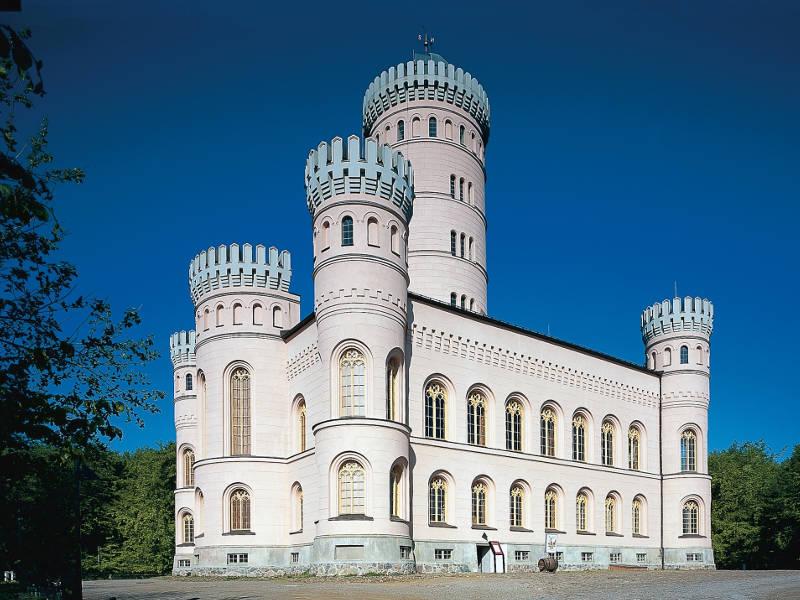 Jagdschloss Granitz © Staatliche Schlösser und Gärten MV, Thomas Grundner