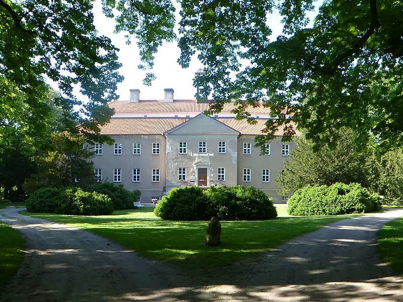 Barockschloss Griebenow