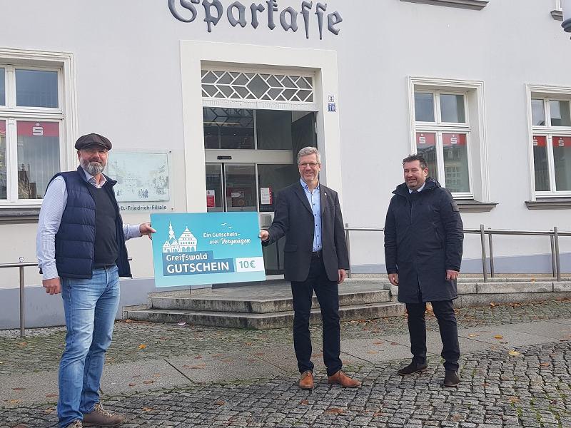 Greifswald-Gutschein gestartet