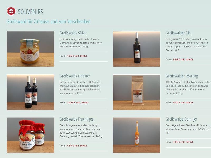 Greifswald-Info startet Online-Shop
